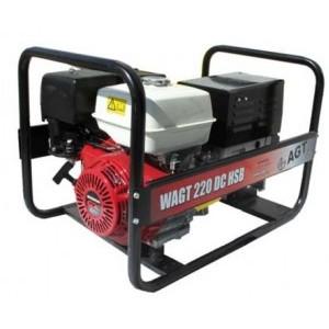 Generator sudura WAGT 220DC HSB-L
