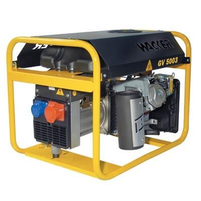 Generator curent trifazat Wacker Neuson 7KVA