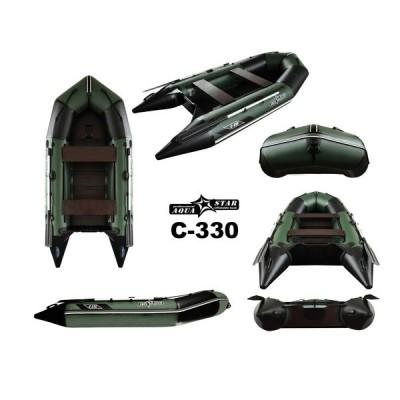 Barca Gonflabila Aquastar 360