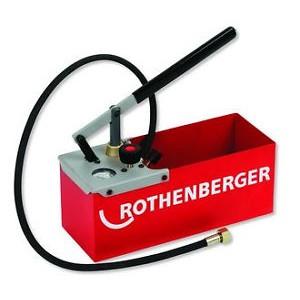 Pompa verificare presiune instalatii TP 25 Rothenberger 60250