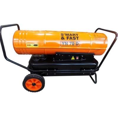 Incalzitor ardere directa diesel YN70D S'MART&FAST
